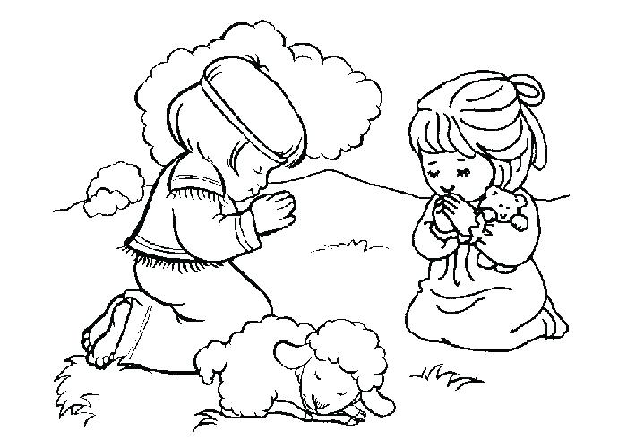 700x500 Bible Character Coloring Pages Kids Coloring Preschool Bible