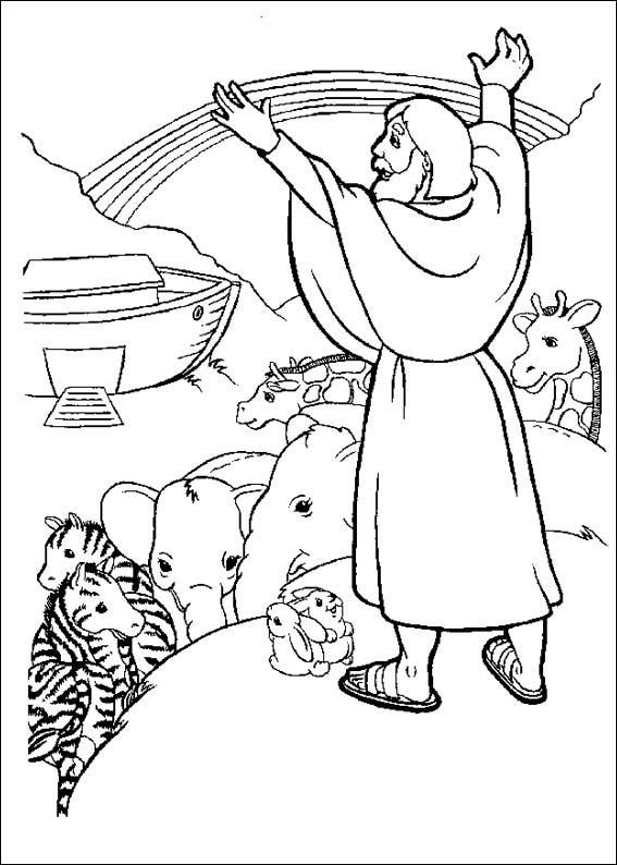 567x794 Free Bible Coloring Pages
