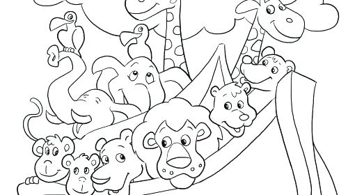 500x280 Free Printable Bible Christmas Coloring Pages Kids Coloring