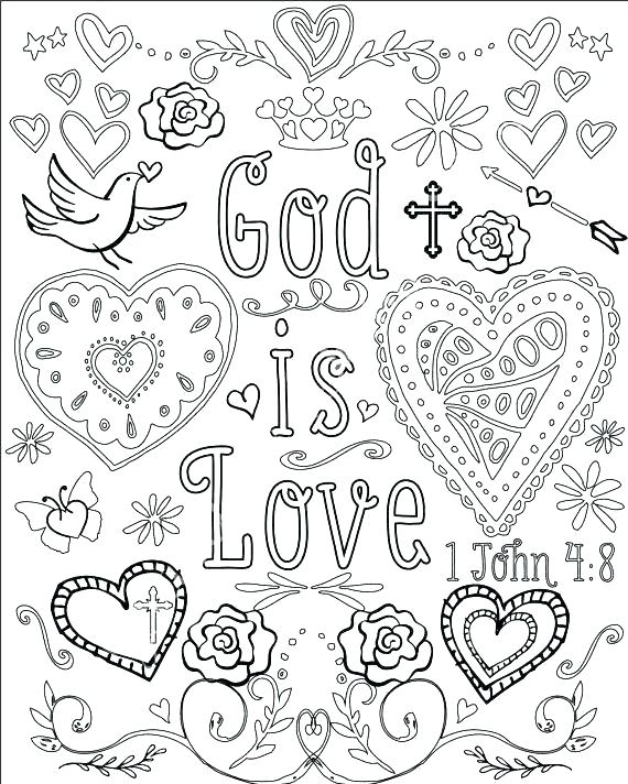 570x712 Free Christian Coloring Pages For Toddlers Bible Coloring Pages
