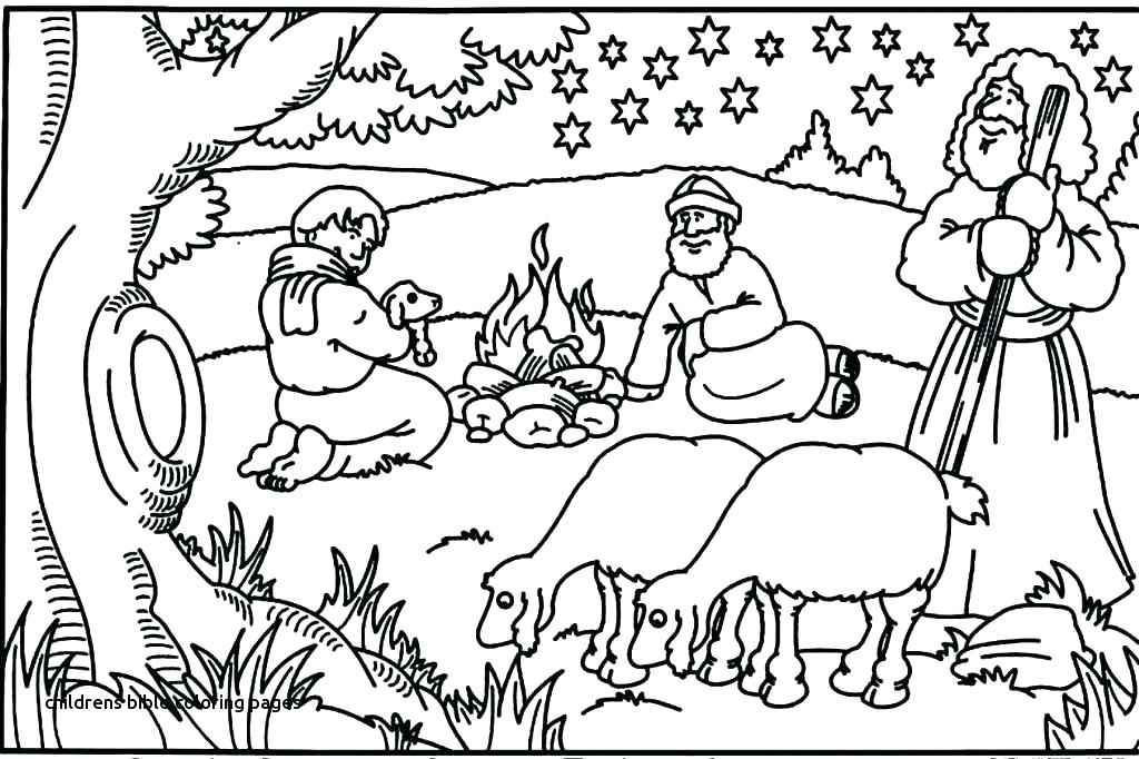 1024x682 Preschool Bible Coloring Pages Christian Coloring Pages
