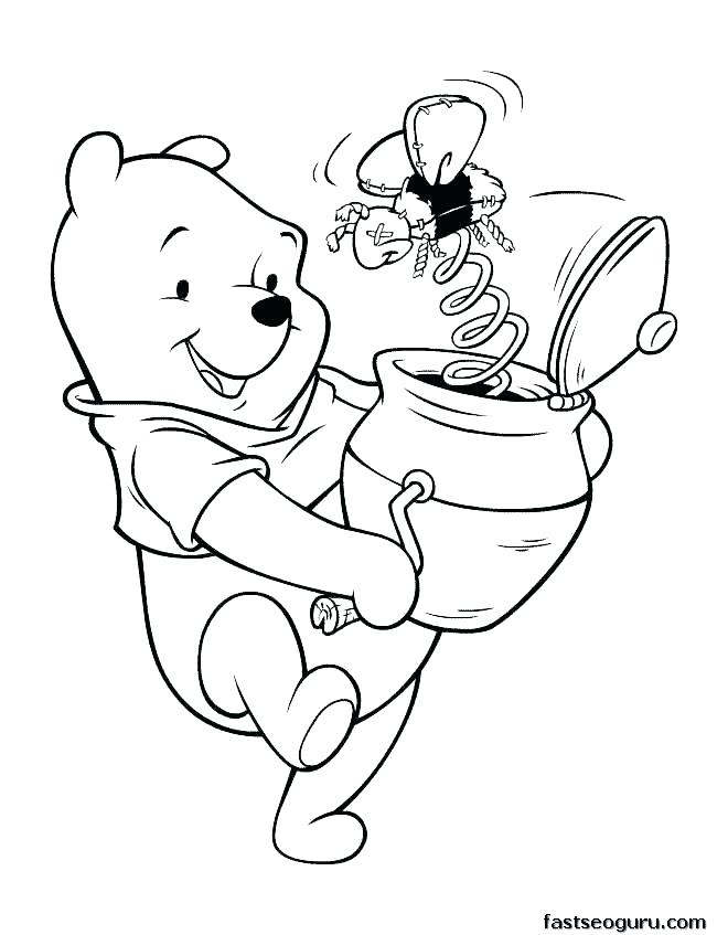 660x847 Printable Childrens Coloring Pages