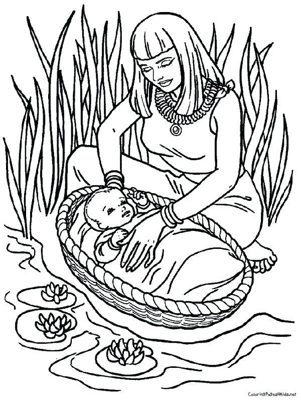 600x805 Preschool Bible Story Coloring Pages Plus Preschool Bible Story