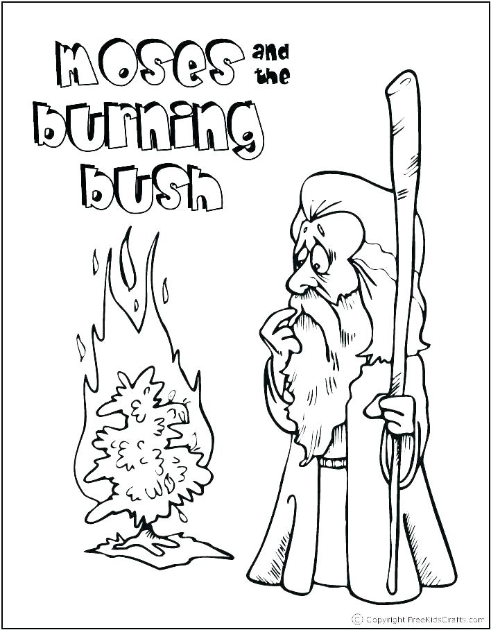 708x908 Free Printable Bible Story Coloring Pages