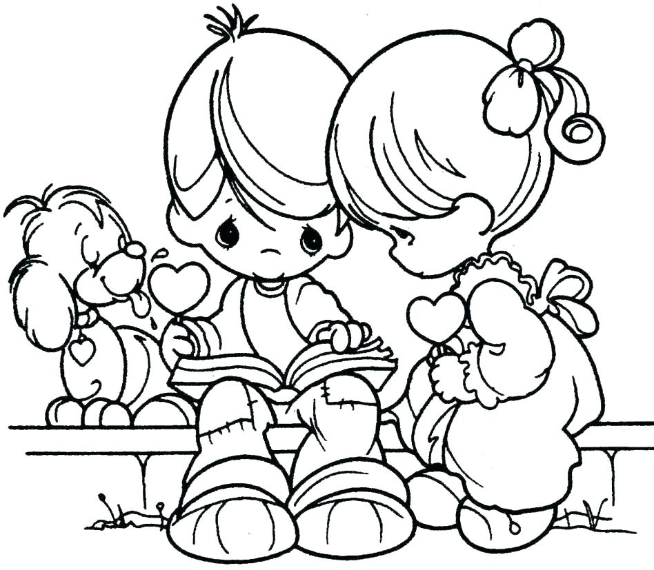 Bible Valentine Coloring Pages at GetDrawings.com | Free for ...