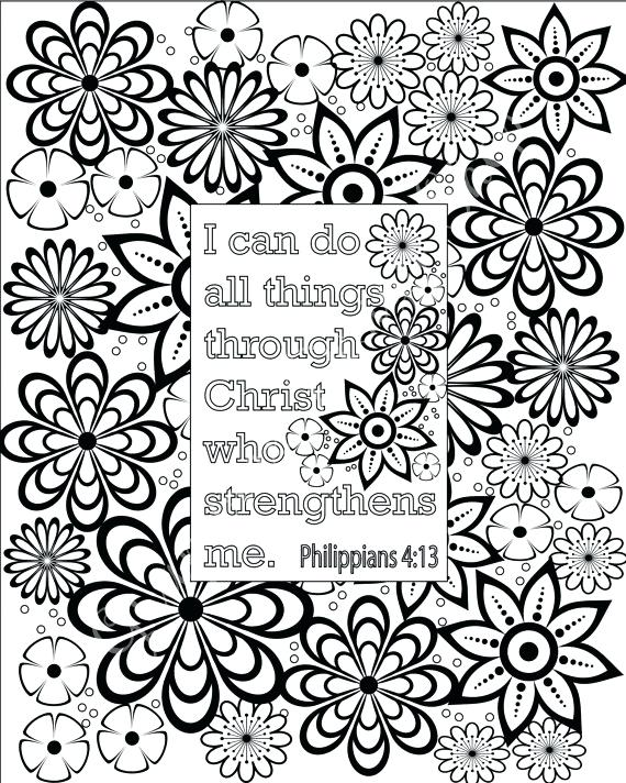 570x712 Bible Verse Coloring Pages Perfect Bible Verse Coloring Page Image