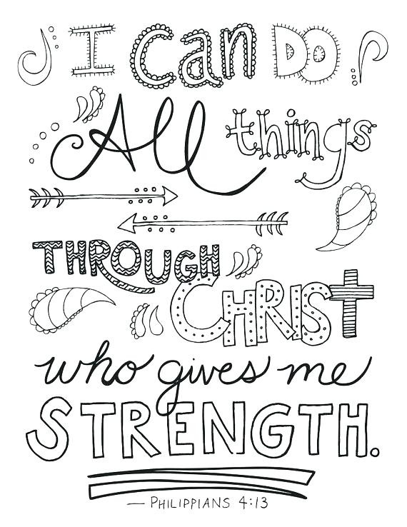 570x738 Free Bible Verse Coloring Pages For Adults Verses
