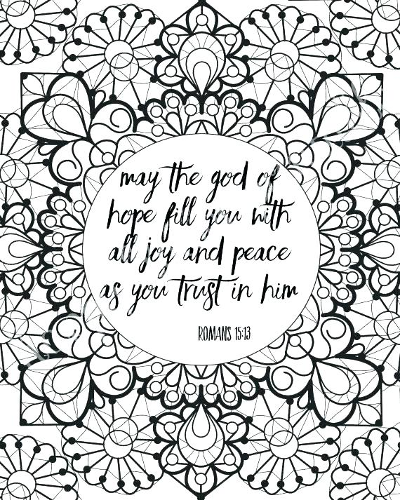 570x713 Printable Bible Coloring Pages With Verses Elegant Printable Bible