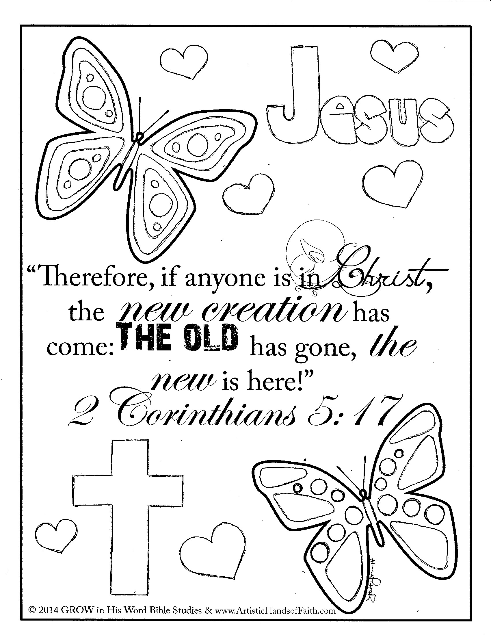 1700x2198 Bible Co Cute Printable Bible Coloring Pages With Verses