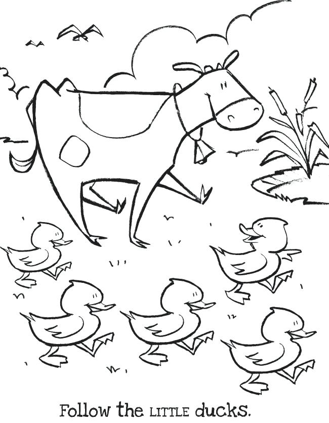 650x836 Cow Coloring Book Cow Printable Coloring Pages Cattle Coloring