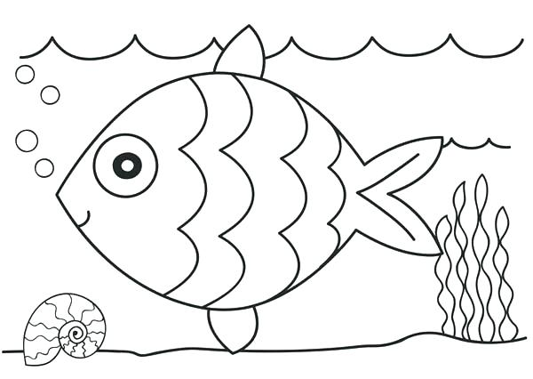 Big Coloring Pages To Print