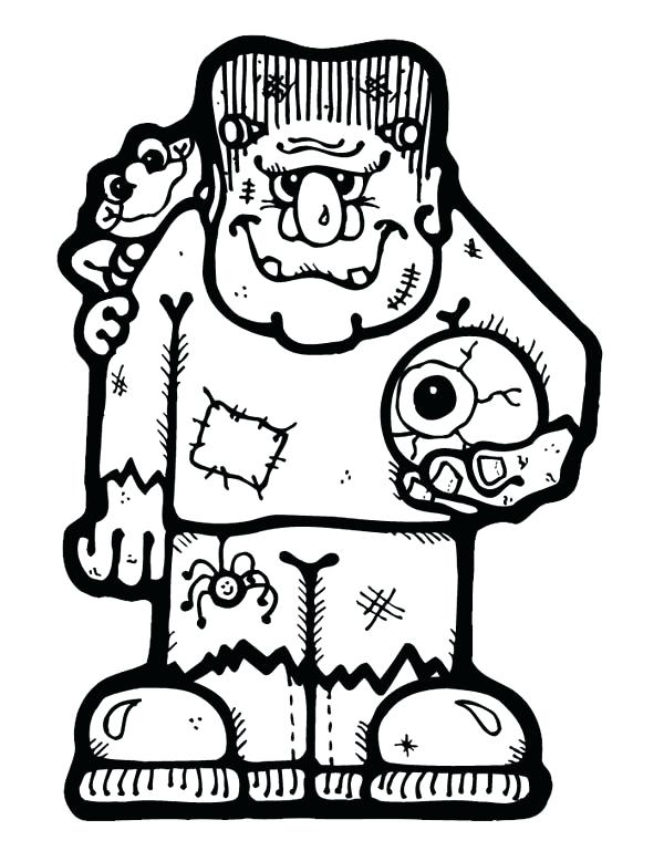 600x769 Eyes Coloring Pages With An Eye Ball Page Big Girl