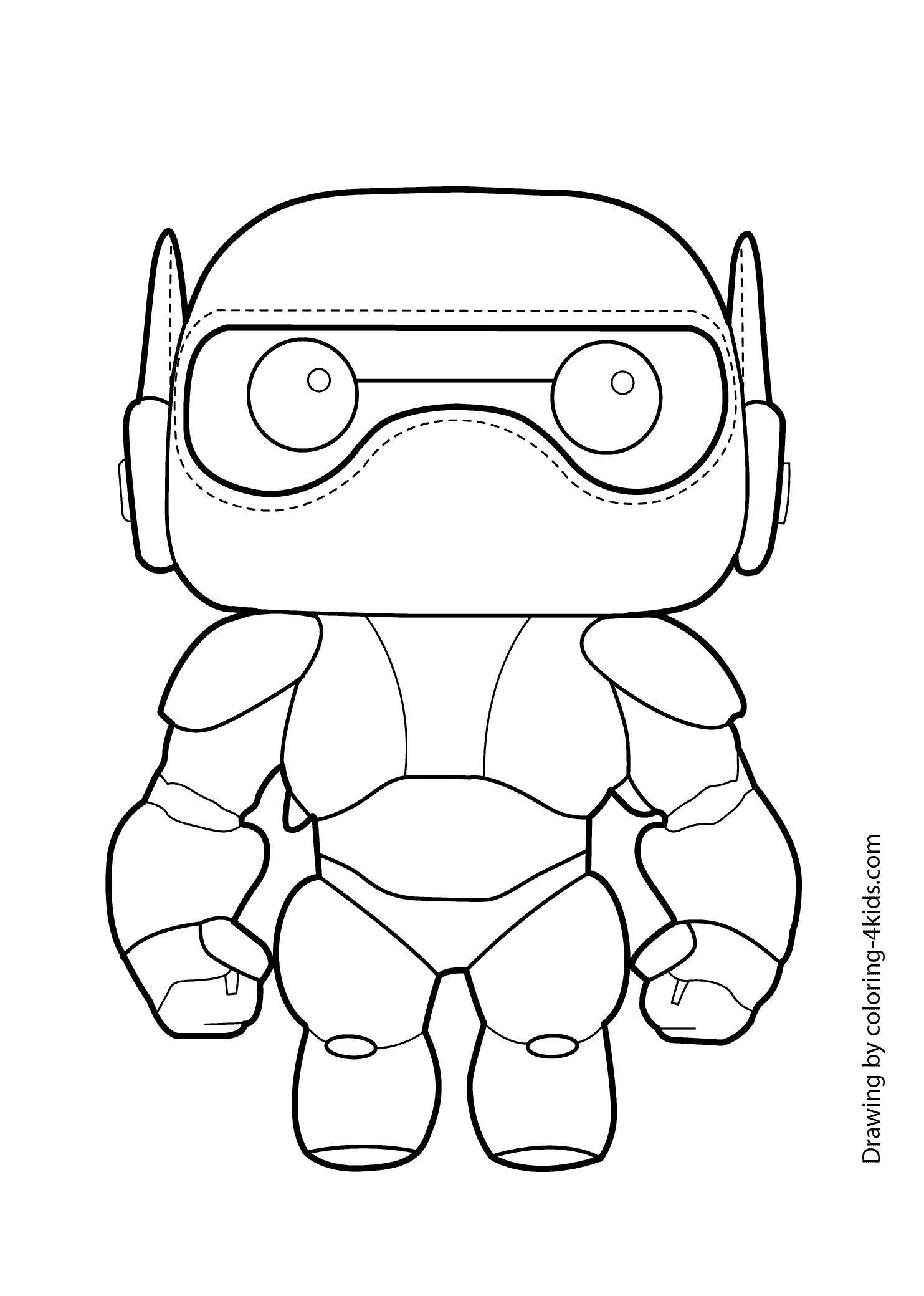 1483x2079 Big Hero Coloring Pages Activity Sheets And Printables Gallery