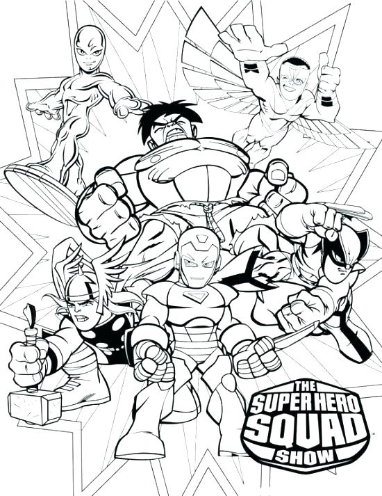 550x713 Hero Coloring Pages Super Heroes Color Pages Super Heroes Coloring