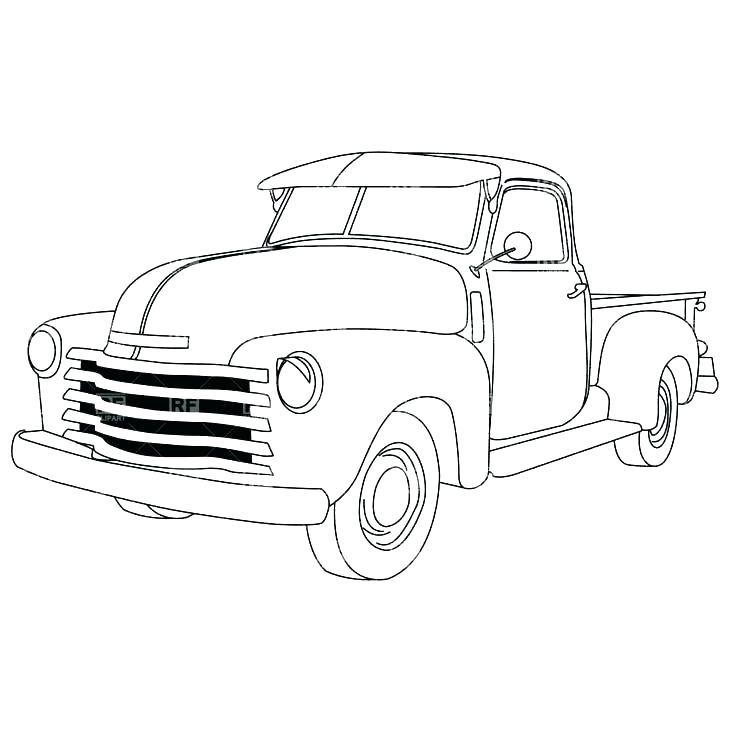 736x736 Big Rig Coloring Pages Coloring Pages Trucks Coloring Pages