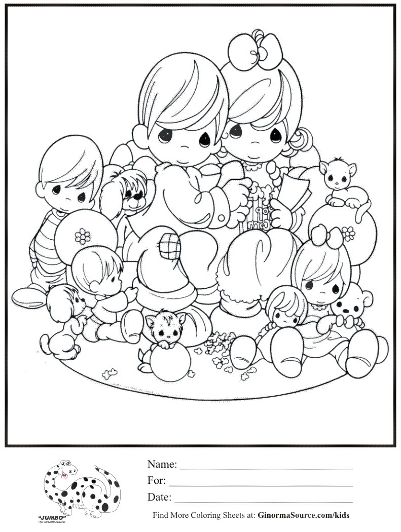 791x1050 Big Sister Coloring Page Big Birthday Cake With Number Coloring