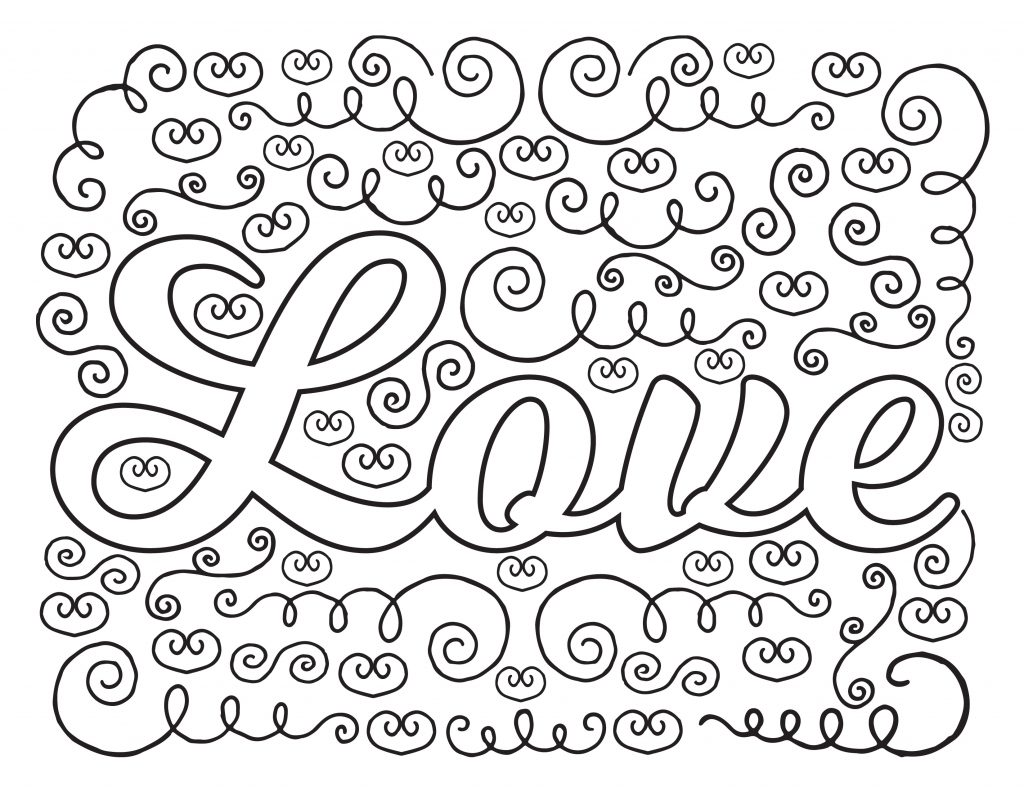 1024x791 Big Sister Coloring Pages