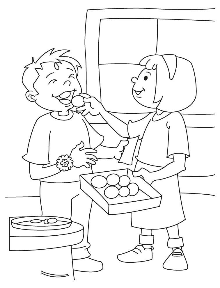756x990 I Love My Big Sister Coloring Pages Brother Printable And Of Free