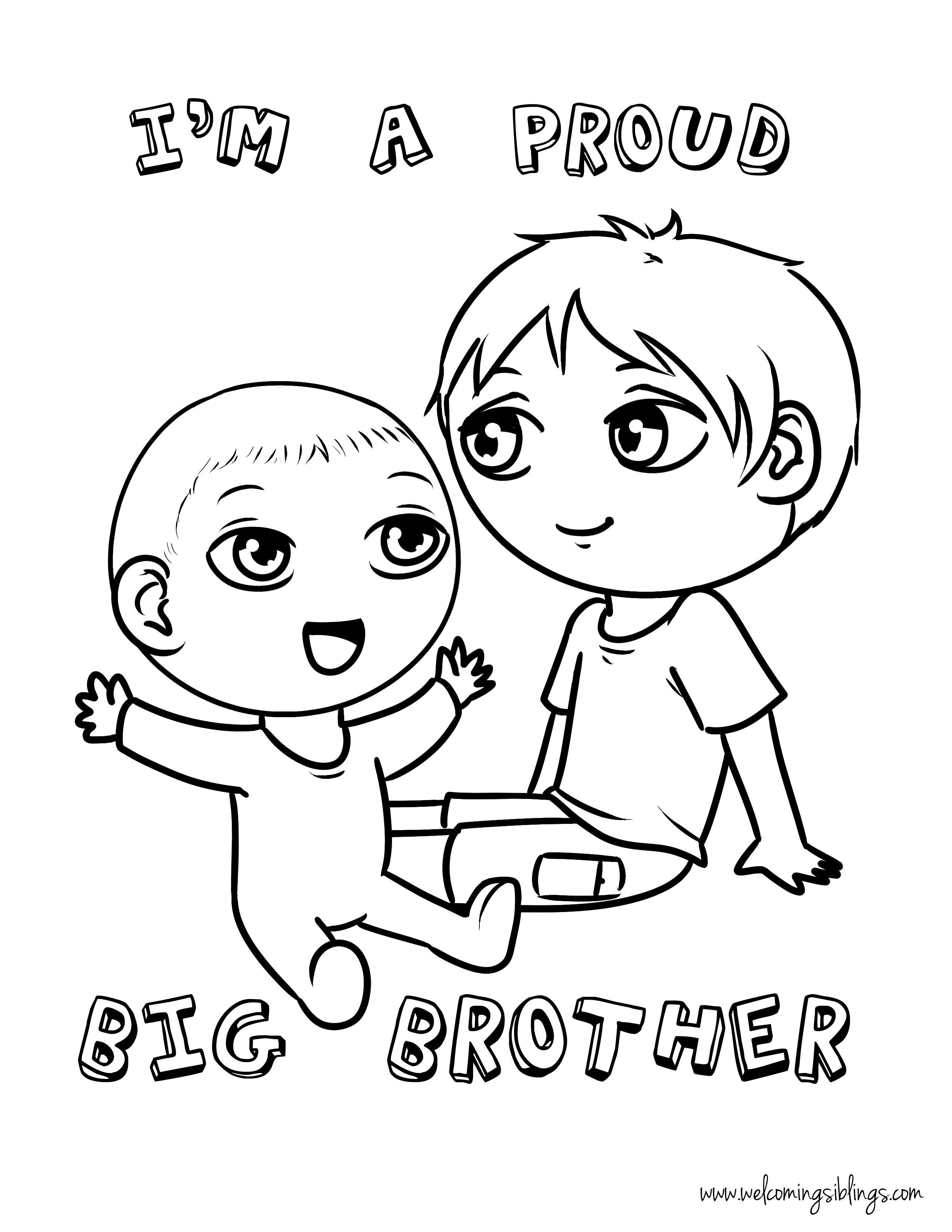 2550x3300 Mesmerizing Free Printable Big Sister Coloring Pages