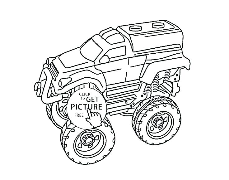 736x577 Wonderful Coloring Pages Of Trucks Truck Coloring Pages Truck