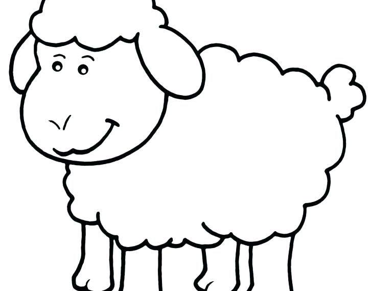 728x569 Coloring Page Lamb Rocky Mountain Bighorn Sheep Coloring Page