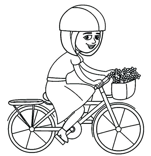 483x500 Coloring Pages Also Bmx Printable Coloring Pages