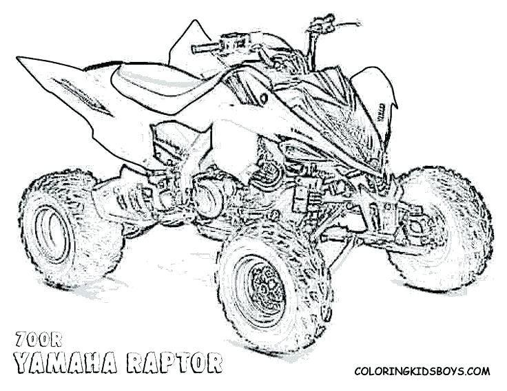 736x568 Wheeler Coloring Pages Printable Dirt Bike Coloring Pages Get