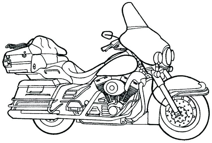 728x492 Dirt Bike Color Pages Zombie Printable Coloring Pages Dirt Bike