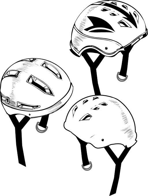513x679 Bike Helmet Coloring Page Amusing Trendy Idea Bike Helmet Coloring