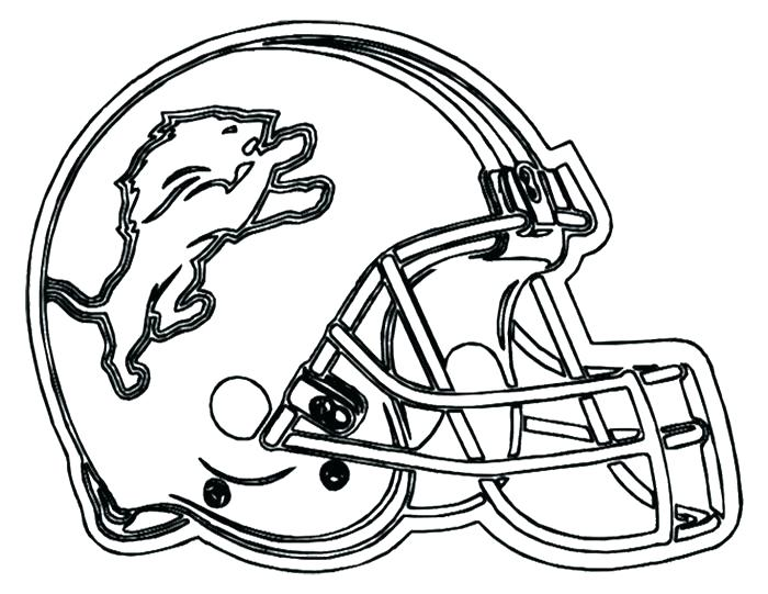 700x541 Coloring Pages Of Lions Bike Helmet Coloring Page Lions Football