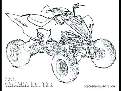 480x360 Dirt Bike Helmet Coloring Pages Motocross
