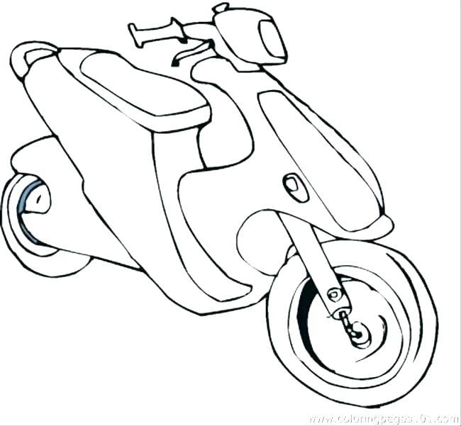 650x601 Bike Helmet Coloring Page Devon Creamteas