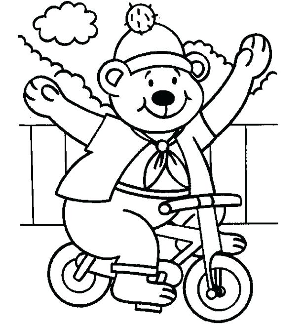 614x660 Bicycle Coloring Pages Dirt Bike Helmet Coloring Pages