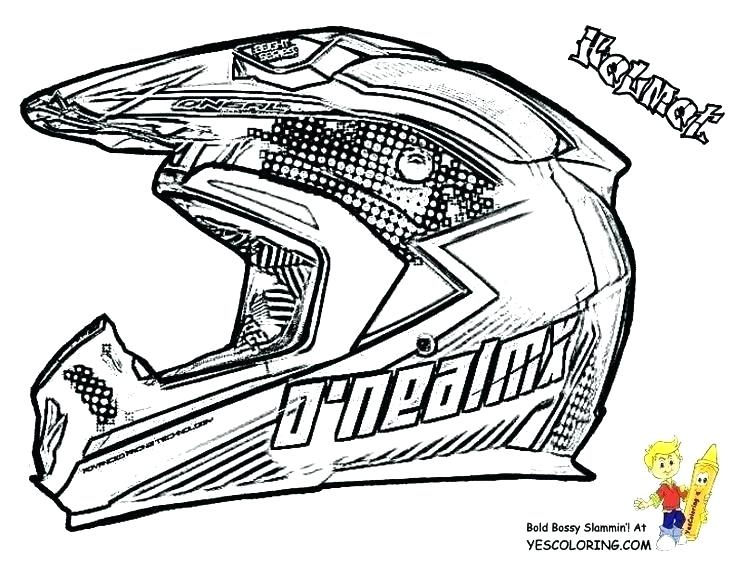 735x568 Bike Coloring Pages Dirt Bike Coloring Pages Bike Helmet Coloring
