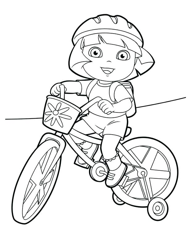 612x792 Bike Coloring Pages Dirt Bike Coloring Pages Black And White