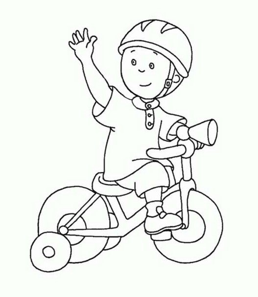 527x606 Child Riding Bike Coloring Page Coloring Book