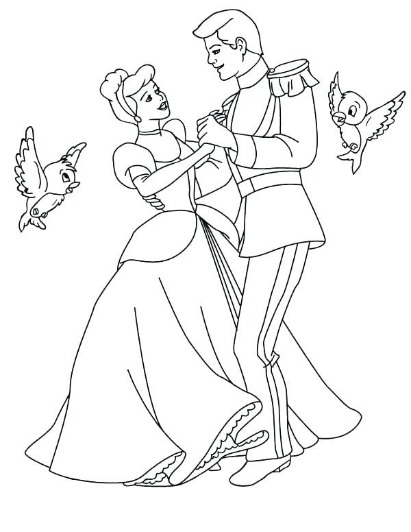 600x776 Little Bill Coloring Pages Coloring Pages Prince Charming