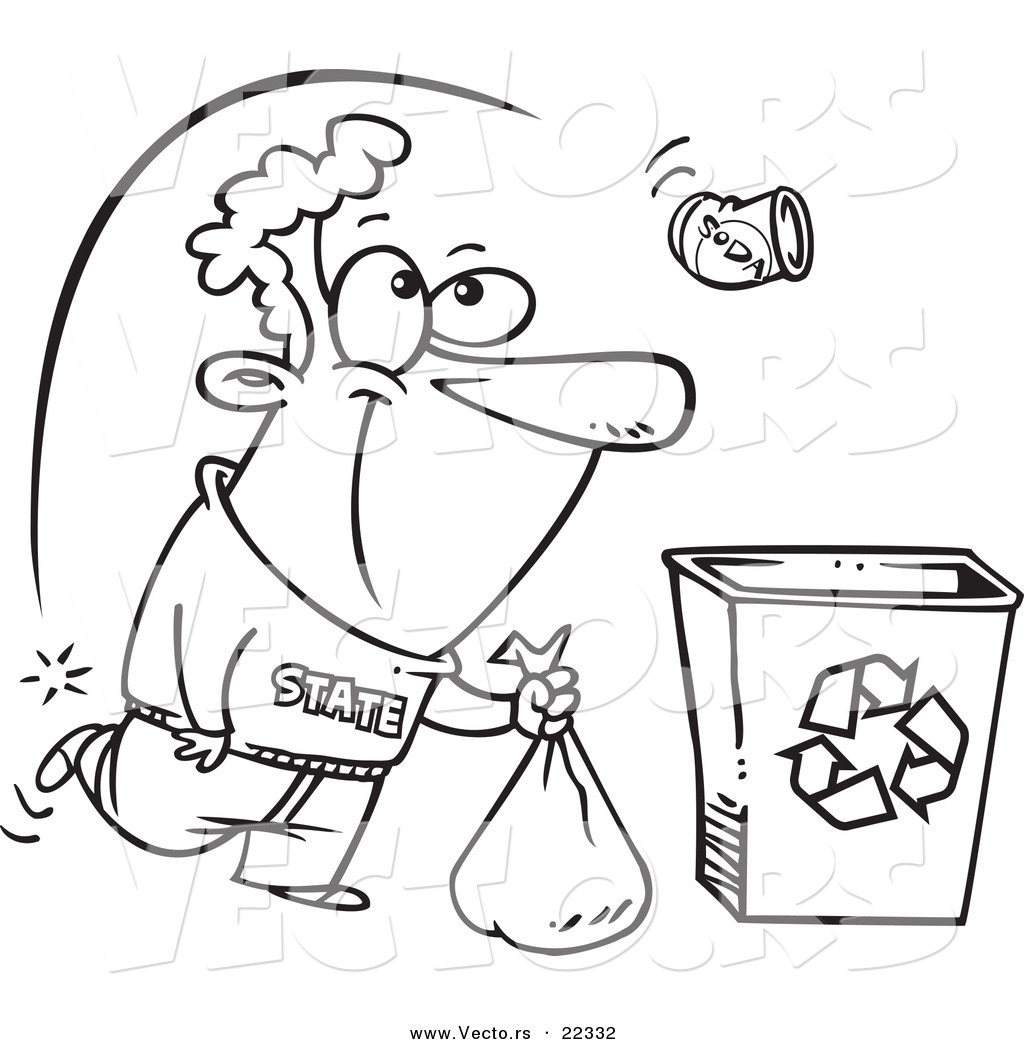 Bin Coloring Pages at GetDrawings.com   Free for personal use Bin ...