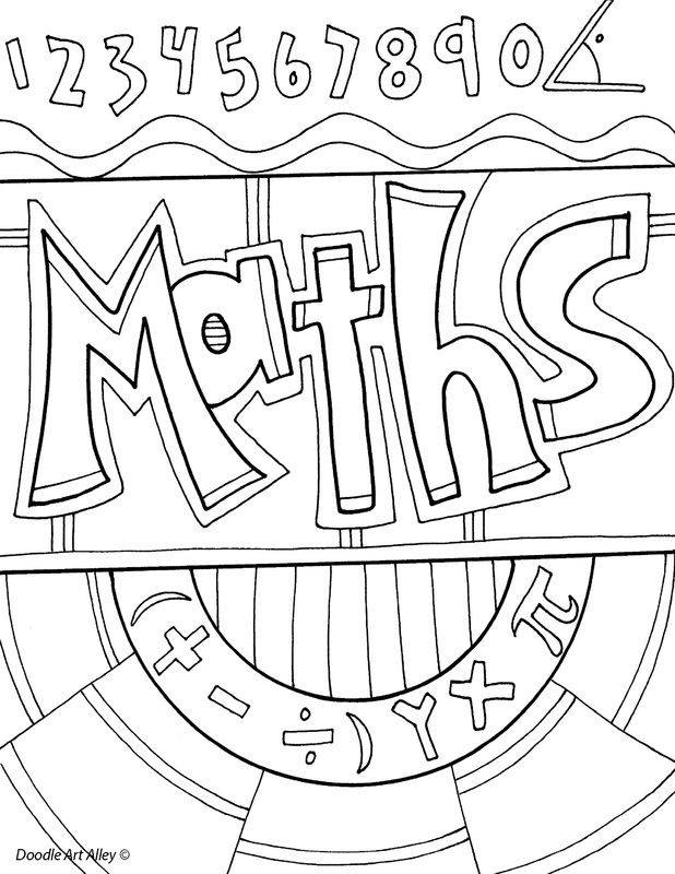 618x800 Beautiful Images Of Doodle Art Alley Math Free Coloring Pages