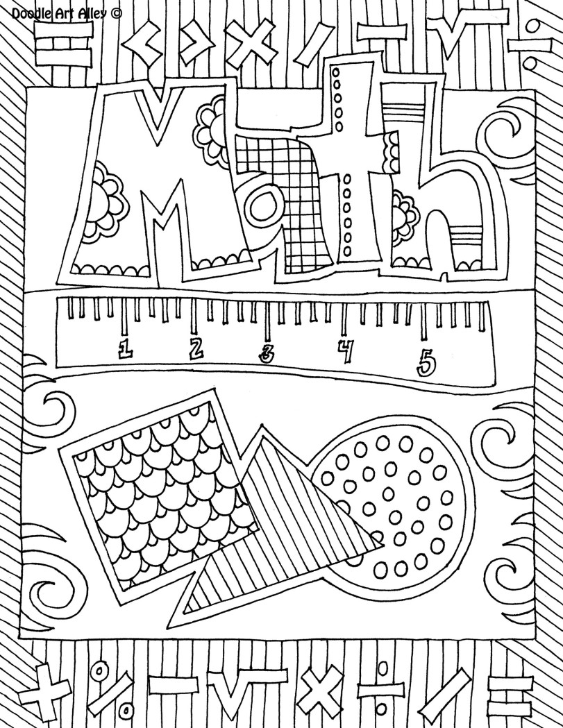 811x1049 Binder Coloring Pages Color Bros
