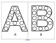 236x182 Bingo Dauber Or Dot Art Coloring Pages P Is