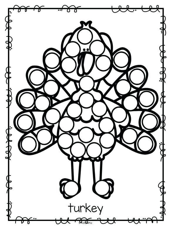Bingo Marker Coloring Pages at GetDrawings | Free download