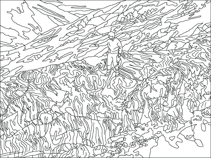 736x552 Biology Coloring Pages Marine Biology Coloring Pages Page Fireman