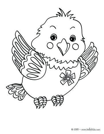 363x470 Coloring Page Bird Big Bird Coloring Page Printable Bird Coloring