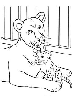 235x333 Printable Coloring Pages Of A Bird Cage Coloring Pages