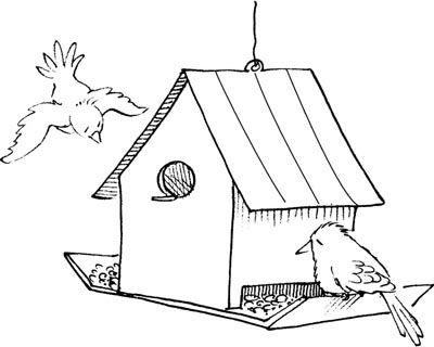 400x320 How To Make Bird Feeders Bird Houses, Bird Feeder And Bird