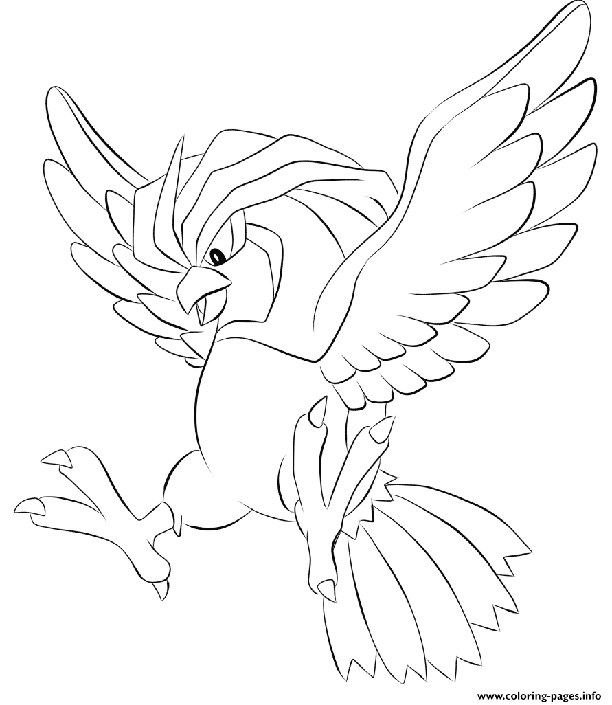 891x1026 Print Pidgeotto Pokemon Coloring Pages Pokemon