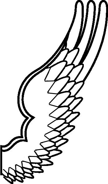 348x591 Wing Clip Art