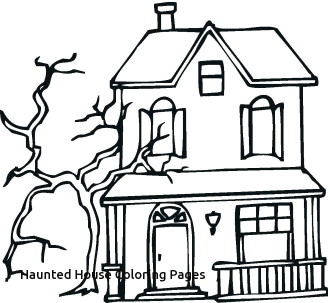 660x606 House Coloring Pages White House Coloring Pages White House