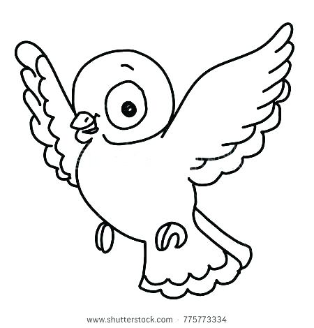 450x470 Coloring Pages Of Birds Coloring Pages Bird Love Bird Coloring